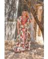שמלת פאי קאריביאנית