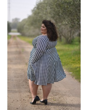שמלת שחף חורפית