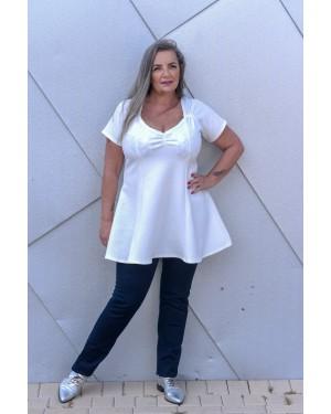 חולצת פפלום קייצית