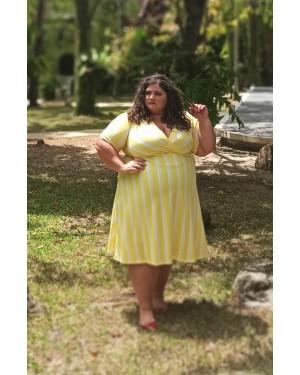 שמלת פוקט שרוולים
