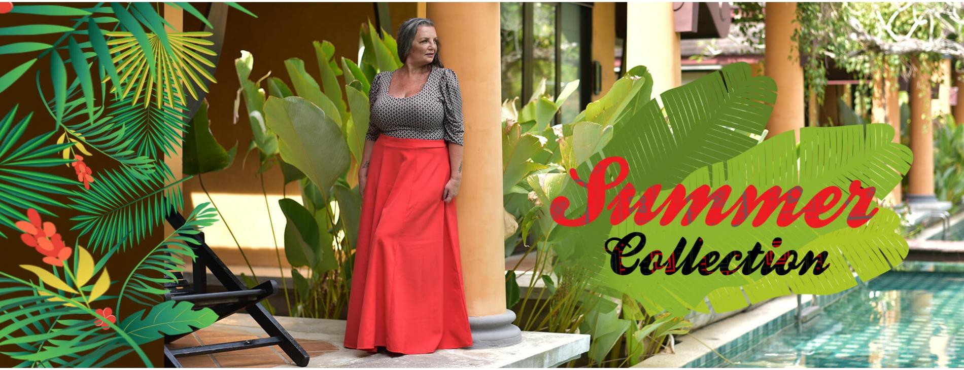 slider 2 red skirt